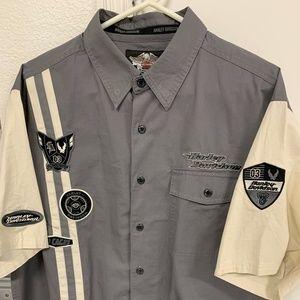 Harley-Davidson Men's Shirt - Size XL